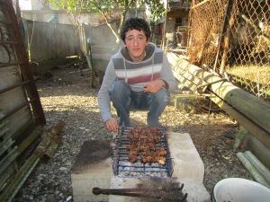 Georgian barbeque.